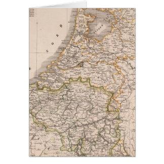 Cartes Netherland, Belgique