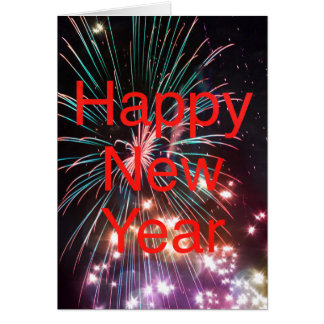 Cartes New Year contents