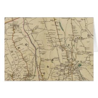 Cartes New York City du nord 3