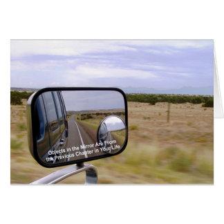Cartes newartsweb - objets dans le miroir .....