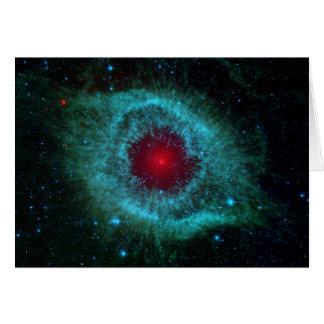 Cartes NGC 7293 la NASA de nébuleuse d'hélice
