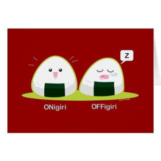 Cartes Nigiri