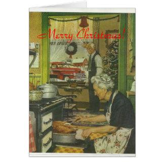 Cartes Noël 1947 de Plymouth