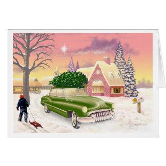 Cartes Noël 1951