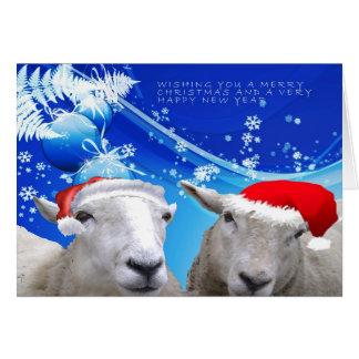 Cartes Noël card.jpg de moutons
