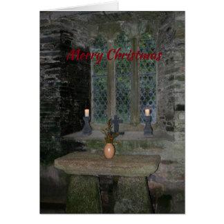 Cartes Noël de chapelle de St Clether