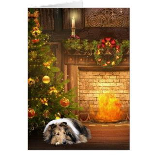 Cartes Noël de colley