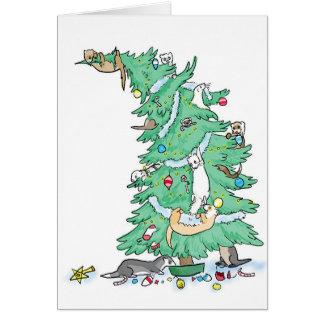 Cartes Noël de Ferrety