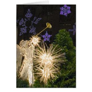 Cartes Noël de New York City