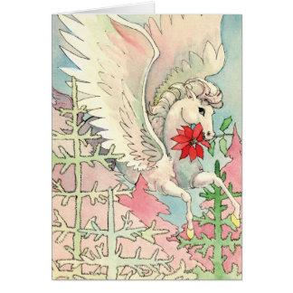 Cartes Noël de Pegasus