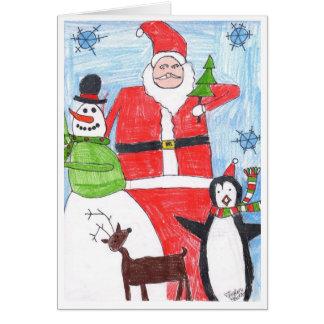Cartes Noël de Taylor