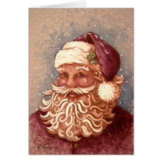 Cartes Noël des 4884 père noël