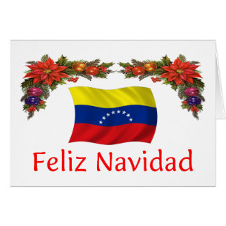 Cartes Noël du Venezuela