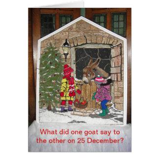 Cartes Noël est pour les enfants