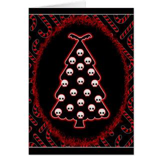 Cartes Noël gothique