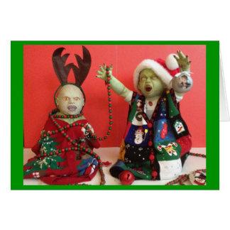 Cartes Noël : Il n'est plus simplement pour la vie -