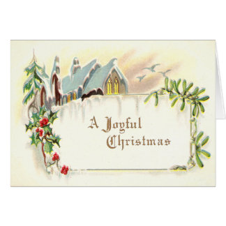 Cartes Noël joyeux