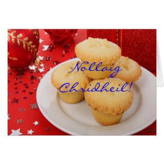 Cartes Noël Nollaig Chridheil