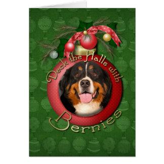 Cartes Noël - plate-forme les halls - Bernies