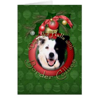 Cartes Noël - plate-forme les halls - colleys de