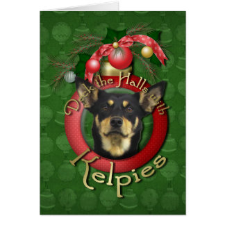Cartes Noël - plate-forme les halls - Kelpies