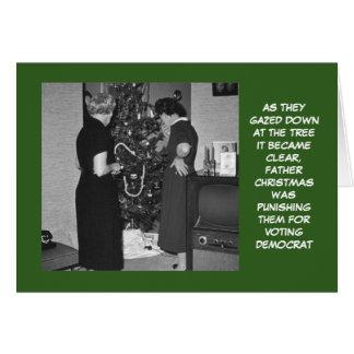 Cartes Noël républicain drôle