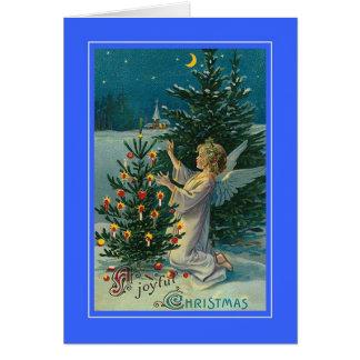 Cartes Noël vintage