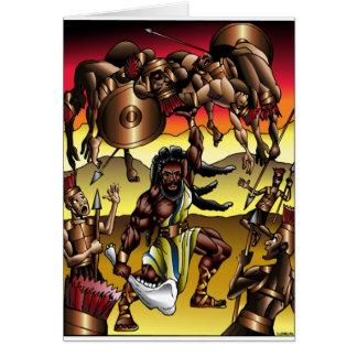 Cartes noir Samson