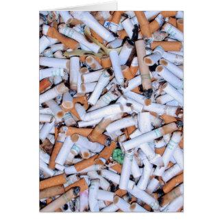 Cartes Non-fumeurs !