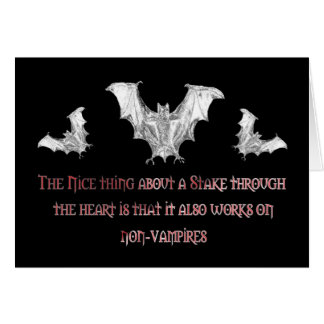 Cartes Non-Vampires
