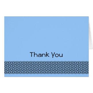 Cartes Note de Merci