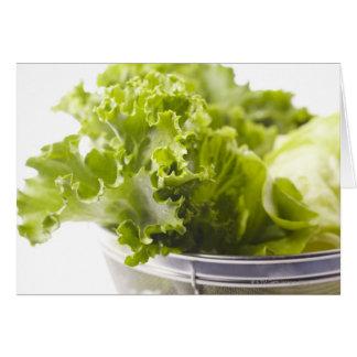 Cartes Nourriture, nourriture et boisson, légume, laitue,