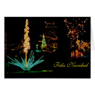 Cartes Nouveau Noël mexicain