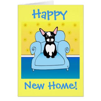 Cartes Nouvelle maison heureuse !