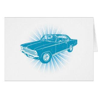 Cartes Nova 1966 de Chevrolet solides solubles