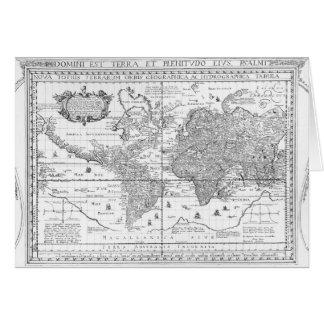 Cartes Nova Totius Terrarum Orbis