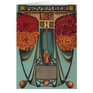 Cartes Novembre - Sagittaire