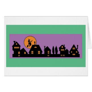 Cartes Nuit de Halloween