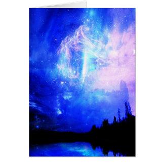 Cartes Nuit étoilée