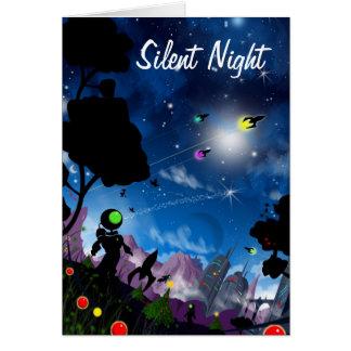 Cartes Nuit silencieuse