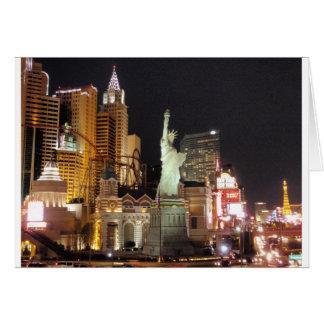 Cartes NY, NY - Vegas
