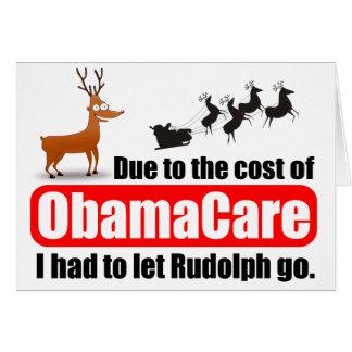 Cartes ObamaCare contre