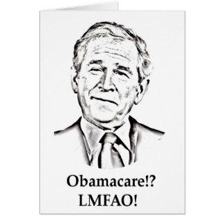 Cartes Obamacare LMFAO
