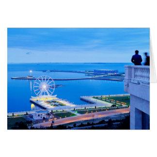 Cartes Oeil de Bakou