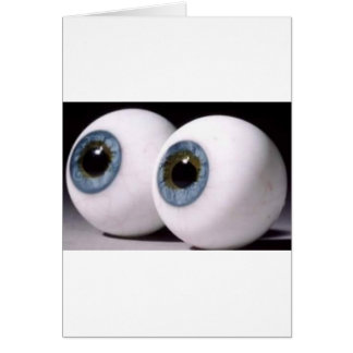 Cartes Oeil latéral