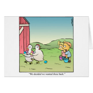 Cartes Oeufs de pâques