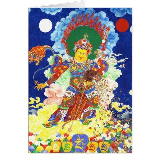 Cartes Ögyen Dzambhala [carte]