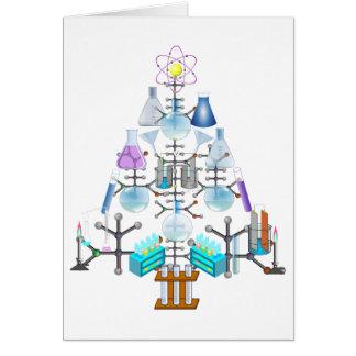 Cartes Oh chimie, oh arbre de chimiste