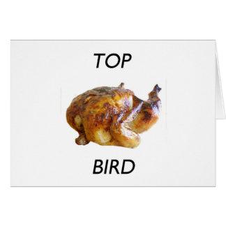 Cartes Oiseau supérieur