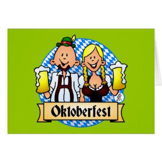 Cartes Oktoberfest
